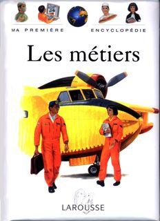 Cover Laroussema première enciclo